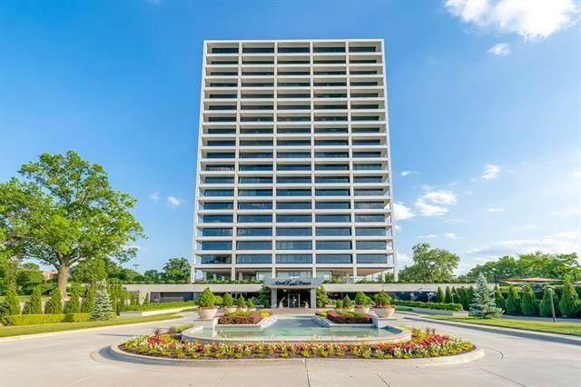 700 W 31st #503 Street #503, Kansas City, MO 64108 (#2327399) :: Ron Henderson & Associates