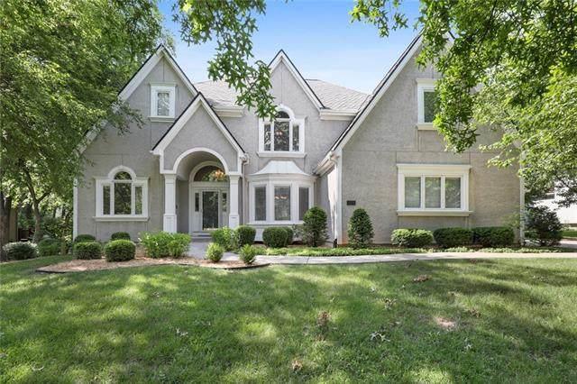 5001 W 131st Terrace, Leawood, KS 66209 (#2327457) :: The Kedish Group at Keller Williams Realty