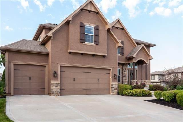 18732 W 99th Street, Lenexa, KS 66220 (#2327484) :: Tradition Home Group   Better Homes and Gardens Kansas City