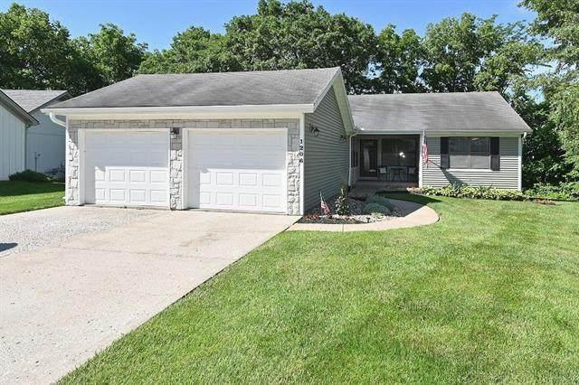 1206 Hampton Drive, Platte City, MO 64079 (#2327672) :: The Rucker Group