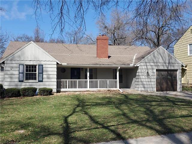 4014 W 74 Street, Prairie Village, KS 66208 (MLS #2327718) :: Stone & Story Real Estate Group