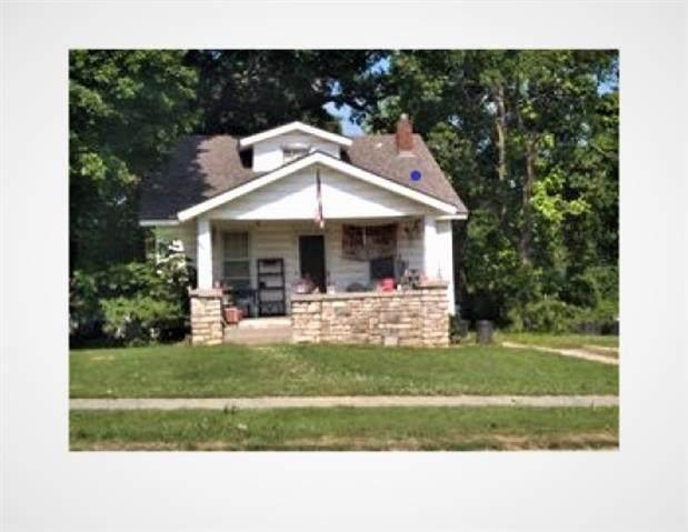 606 N Independence Street, Harrisonville, MO 64701 (#2327728) :: Dani Beyer Real Estate