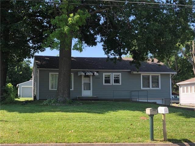 1515 Parker Avenue, Osawatomie, KS 66064 (#2327789) :: ReeceNichols Realtors