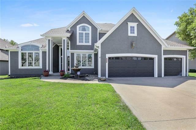 5817 NE Coral Drive, Lee's Summit, MO 64064 (#2327866) :: Team Real Estate