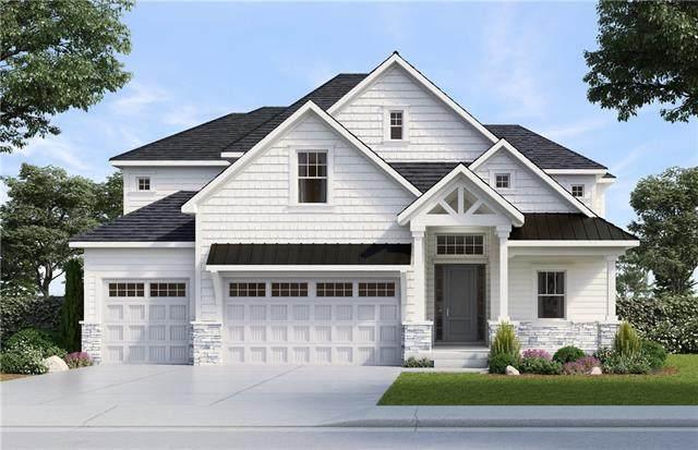 4737 NE Jamestown Drive, Lee's Summit, MO 64064 (#2327985) :: Ron Henderson & Associates