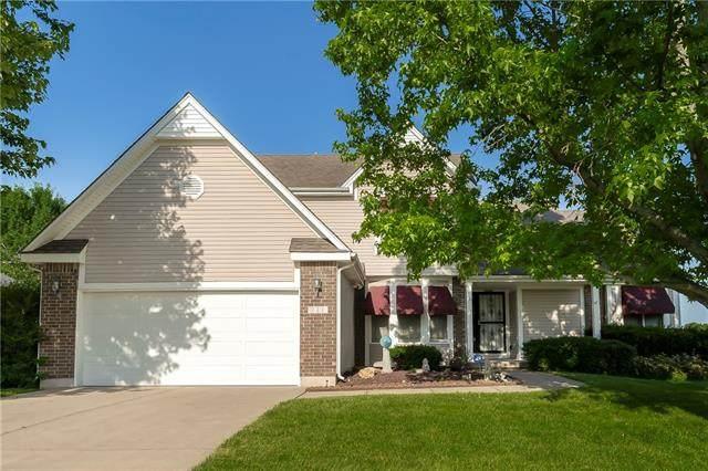 1704 Remington Street, Pleasant Hill, MO 64080 (#2328027) :: Ron Henderson & Associates