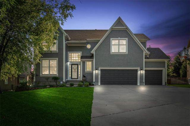 14306 Ballentine Lane, Overland Park, KS 66221 (#2328030) :: Audra Heller and Associates