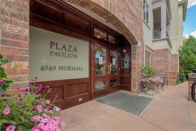 4949 Wornall Road #408, Kansas City, MO 64112 (#2328044) :: Team Real Estate