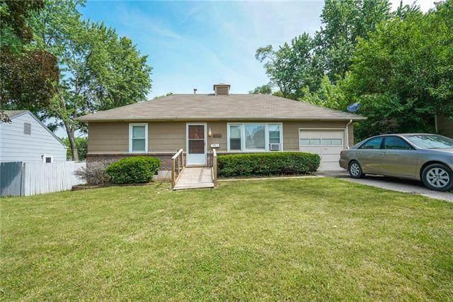 3620 NE 53rd Terrace, Kansas City, MO 64119 (#2328220) :: Five-Star Homes