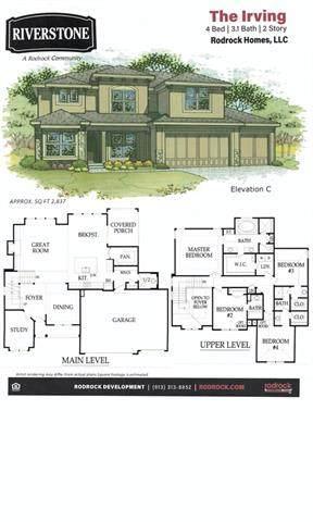 12201 W 184 Street, Overland Park, KS 66013 (#2328230) :: Edie Waters Network