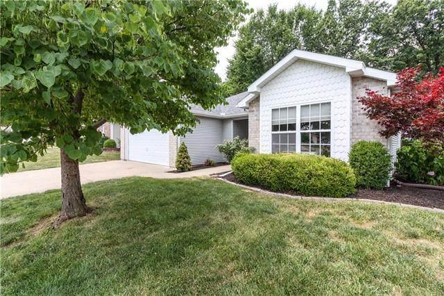 395 Hazelwood Drive, Warrensburg, MO 64093 (#2328423) :: Team Real Estate