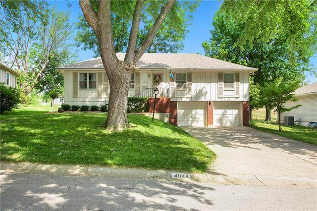 4024 Surrey Lane, Independence, MO 64055 (#2328450) :: Five-Star Homes
