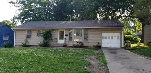 9812 Newton Street, Kansas City, MO 64138 (#2328475) :: Ron Henderson & Associates