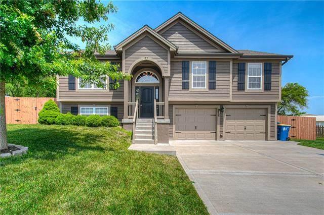 912 E 8TH Circle, Kearney, MO 64060 (#2328592) :: Five-Star Homes