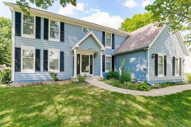 1822 E 155th Street, Olathe, KS 66062 (#2328757) :: Tradition Home Group | Better Homes and Gardens Kansas City