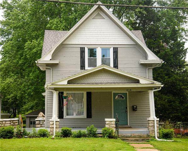 414 N Pleasant Street, Independence, MO 64050 (#2328805) :: Audra Heller and Associates