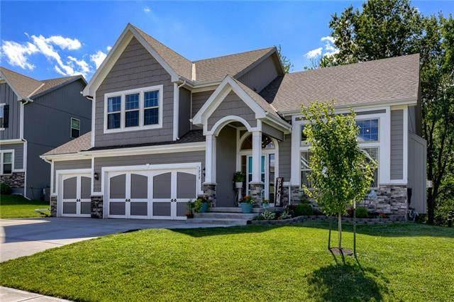 1312 Melissa Court, Kearney, MO 64060 (#2328836) :: Team Real Estate