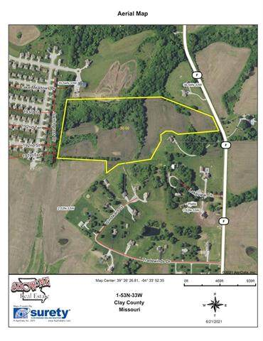 Eagle Parkway(F Hwy) Highway, Smithville, MO 64089 (#2328974) :: Five-Star Homes