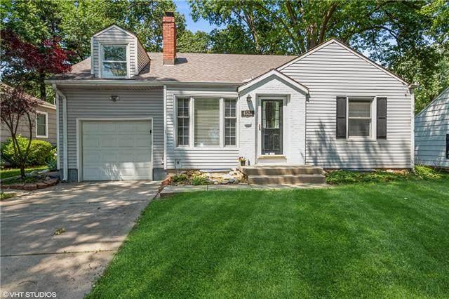 4520 W 72nd Terrace, Prairie Village, KS 66208 (#2328985) :: Ask Cathy Marketing Group, LLC