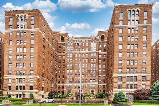 229 Ward Parkway 304B, Kansas City, MO 64112 (#2329304) :: The Kedish Group at Keller Williams Realty