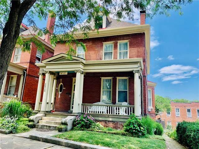 1215 Charles Street, St Joseph, MO 64501 (#2329591) :: Eric Craig Real Estate Team