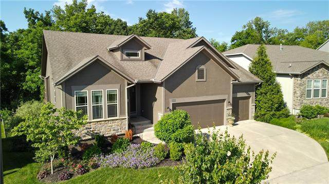 8009 NE 80th Terrace, Kansas City, MO 64158 (#2329640) :: Edie Waters Network