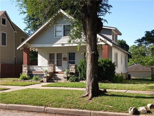 303 W Wea Street, Paola, KS 66071 (#2329727) :: Audra Heller and Associates