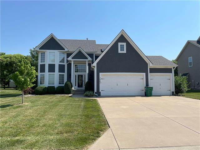 2405 SW Kenwill Drive, Lee's Summit, MO 64082 (#2329788) :: Audra Heller and Associates