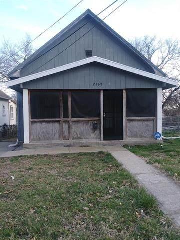 2269 Russell Avenue, Kansas City, KS 66104 (#2329811) :: ReeceNichols Realtors