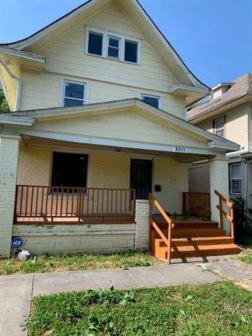 3011 E 27TH Street, Kansas City, MO 64128 (#2329838) :: Tradition Home Group | Compass Realty Group