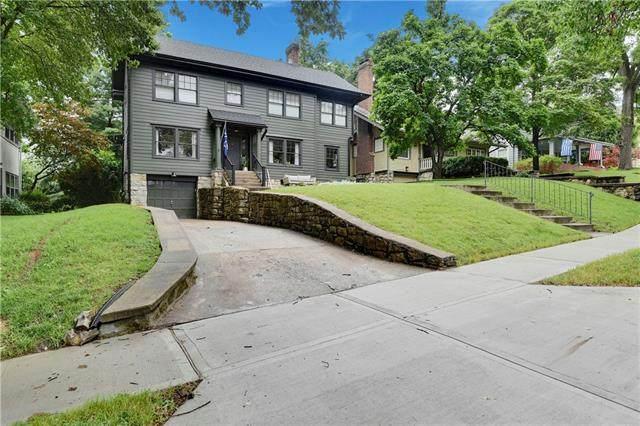 6019 Central Street, Kansas City, MO 64113 (#2329885) :: Austin Home Team