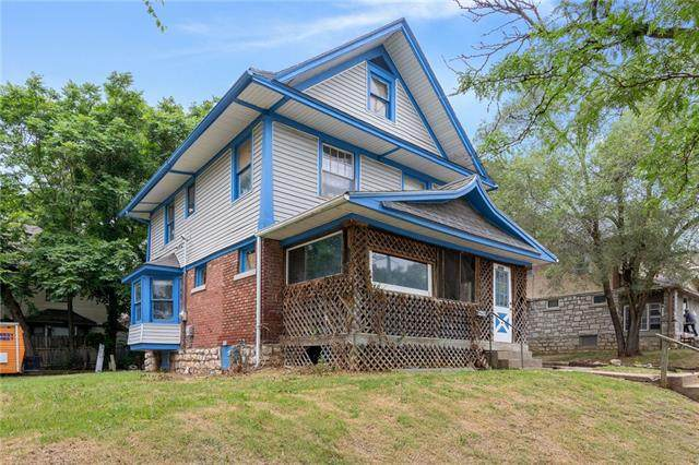 4152 Troost Avenue, Kansas City, MO 64110 (#2330098) :: Eric Craig Real Estate Team