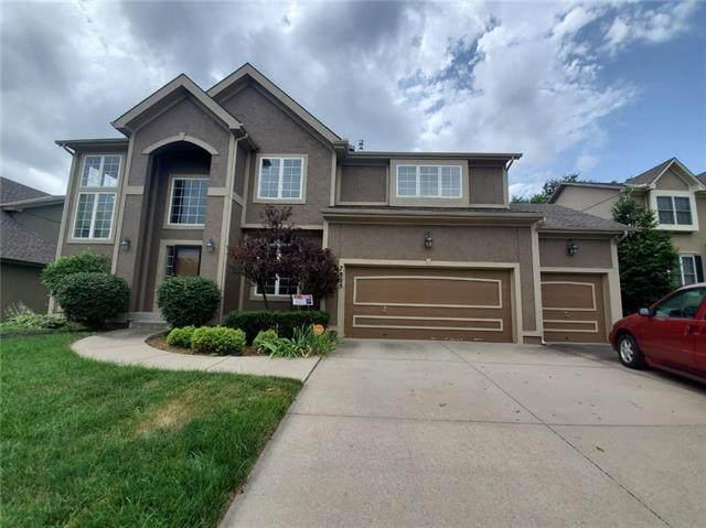 7825 W 147th Terrace, Overland Park, KS 66223 (#2330430) :: Audra Heller and Associates
