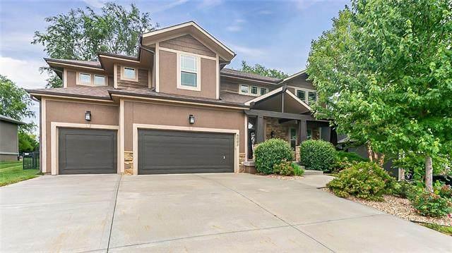 6003 Hilltop Drive, Shawnee, KS 66226 (#2330576) :: ReeceNichols Realtors