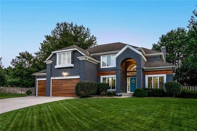 5605 W 127th Terrace, Overland Park, KS 66209 (#2330795) :: The Rucker Group