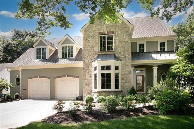 5005 W 68th Terrace, Prairie Village, KS 66208 (MLS #2330908) :: Stone & Story Real Estate Group