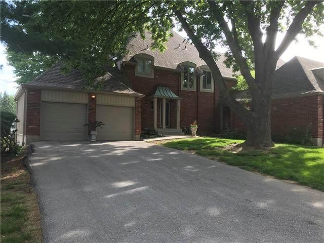 5319 NW 83 Place, Kansas City, MO 64151 (#2331131) :: Austin Home Team