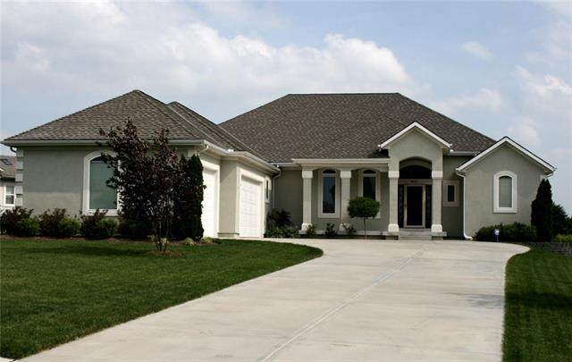 5081 W 150 Place, Leawood, KS 66224 (#2331148) :: Audra Heller and Associates