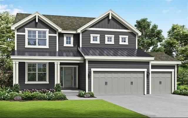 2163 NW Killarney Lane, Lee's Summit, MO 64081 (MLS #2331371) :: Stone & Story Real Estate Group