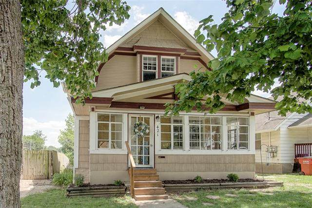 421 N Main Street, Independence, MO 64050 (MLS #2331385) :: Stone & Story Real Estate Group