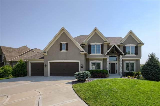 10521 N Michigan Avenue, Kansas City, MO 64155 (#2331473) :: Audra Heller and Associates