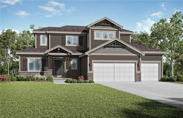 1509 SW Sugar Tree Drive, Lee's Summit, MO 64082 (#2331599) :: Eric Craig Real Estate Team