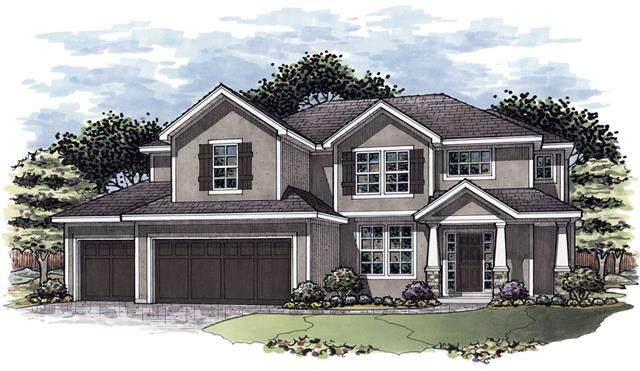 16564 S Stagecoach Street, Olathe, KS 66062 (#2331600) :: Eric Craig Real Estate Team