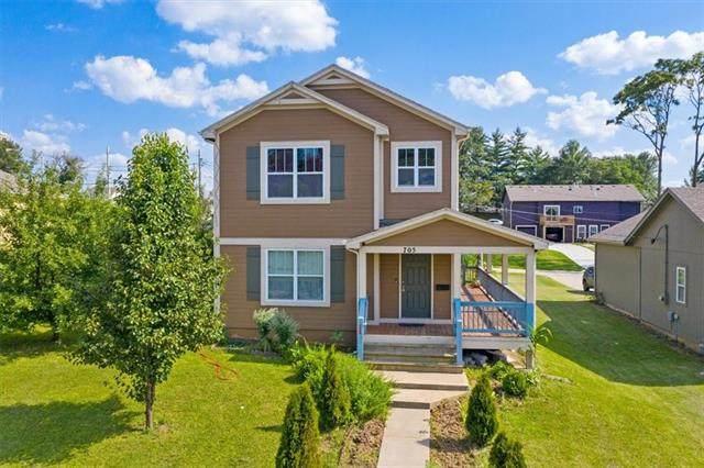 705 Oakland Avenue, Kansas City, KS 66101 (#2331678) :: Five-Star Homes