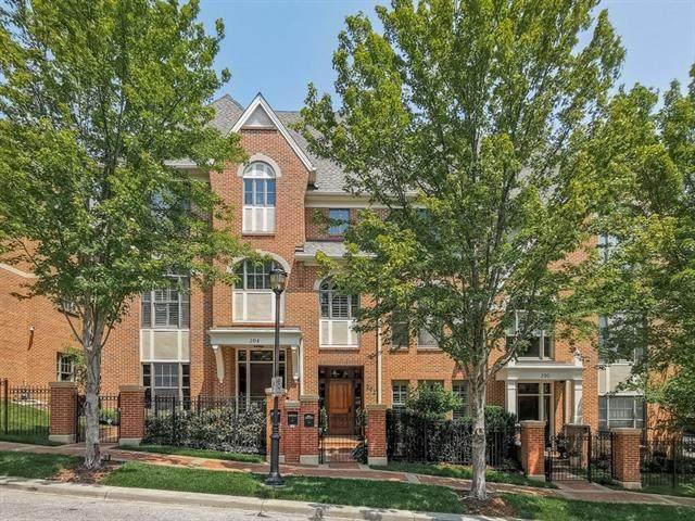 202 W 50th Street, Kansas City, MO 64112 (#2332008) :: Five-Star Homes