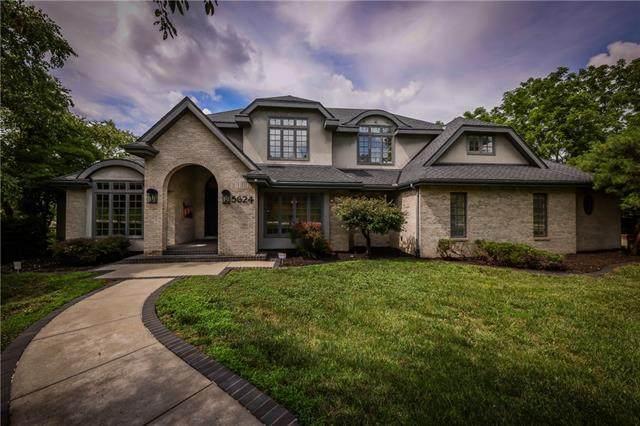 5624 SW 38th Street, Topeka, KS 66610 (MLS #2332089) :: Stone & Story Real Estate Group
