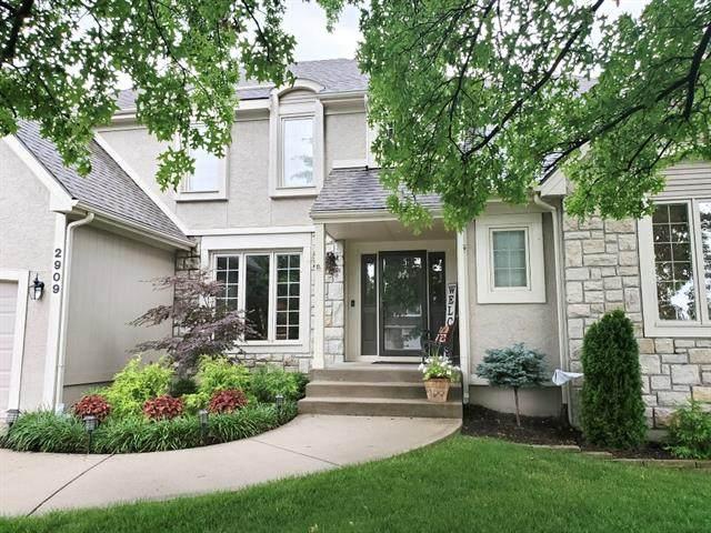 2909 SW 10th Terrace, Lee's Summit, MO 64081 (#2332206) :: Eric Craig Real Estate Team