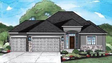 1721 SW River Run Drive, Lee's Summit, MO 64082 (#2332563) :: Eric Craig Real Estate Team