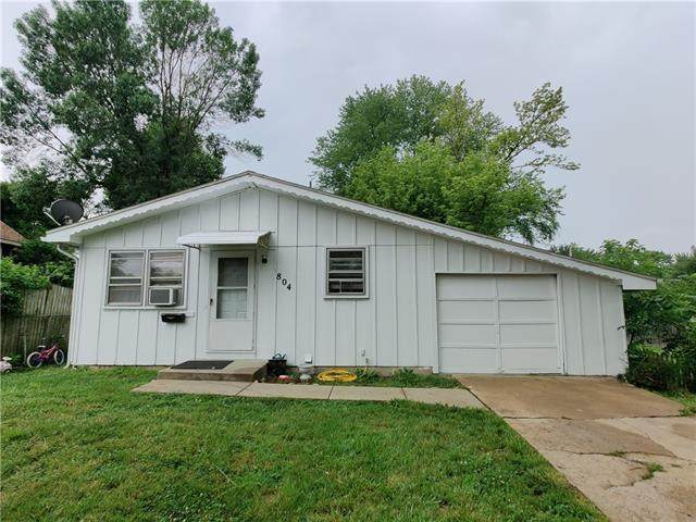 804 S Woodbury Street, Independence, MO 64050 (#2332626) :: The Rucker Group