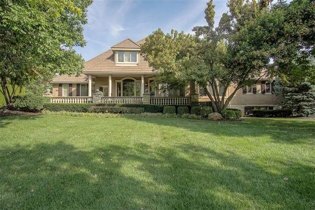 13900 Howe Drive, Leawood, KS 66224 (#2332831) :: Eric Craig Real Estate Team